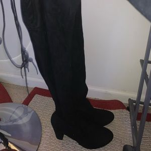 Chinese Laundry Thigh High Boots sz. 9.5